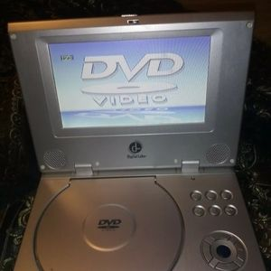 Other - Portable DVD/CD player comes with remote